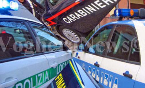VOGHERA 28/02/2015: Lite violenta fra uomo e donna in piazza Duomo
