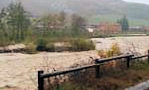 BAGNARIA 04/02/2015: Ripulito l'alveo del Torrente Staffora