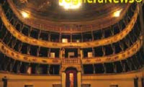 """VOGHERA 19/02/2015: Stasera su TelePavia lo speciale Teatro Sociale. In esclusiva le immagini della """"piccola Scala"""""""