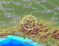 BRALLO VARZI 16/02/2015: Tre scosse di terremoto nella notte fra sabato domenica hanno interessato anche la provincia di Pavia