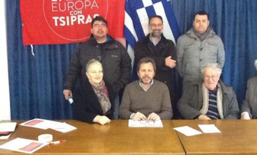 """PAVIA 13/02/2015: Tsipras. """"E' cambiata la Grecia, cambiamo l'Europa"""". Sabato presidio in città"""