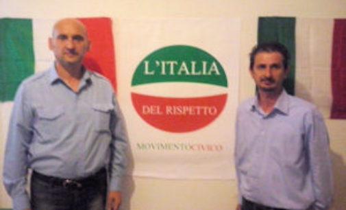 VOGHERA 16/03/2015:  L'Italia del Rispetto. Grazie ai vogheresi per aver partecipato alle petizioni