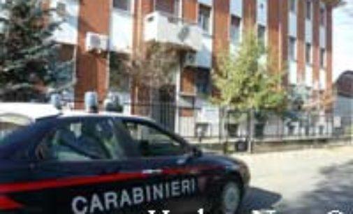 CORTEOLONA MIRADOLO T. 06/03/2015: Un arresto e una denuncia dei carabinieri