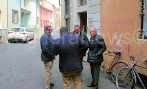 VOGHERA 20/03/2015: Elezioni. Forza Italia presenta il Candidato Sindaco. Ma il convitato di pietra è la Lega Nord (… insieme a Torriani)