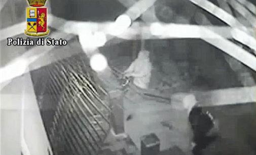 VOGHERA 17/03/2015: Furti da Pedretti. Individuato uno dei ricettatori dei profumi rubati sfondando le vetrate del negozi (Guarda il VIDEO del colpo)