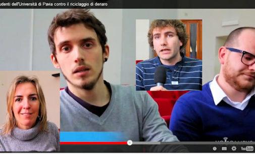 PAVIA 24/03/2015: Università. Tre studenti inventano sistema per scoprire il riciclaggio di denaro. Il progetto verrà presentato al Ministero dell'Economia