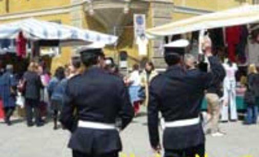 PAVIA 06/03/2015: 500mila euro di merce rubata recuperata dei vigili pavesi in collaborazione con altri comandi