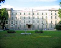 """SALICE TERME PAVIA 09/10/2019: Anche la visita guidata al """"Grand Hotel"""" di Salice nella mostra EXIT """"hotel fantasma"""" di Marcella Milani"""