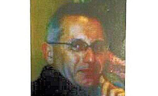 TRIVOLZIO PAVIA 10/03/2015: Scomparso da sabato. Si cerca Walter Montonati