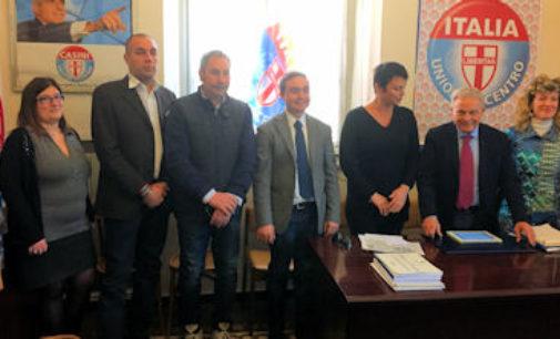 VOGHERA 31/03/2015: Elezioni. L'UDC ha deciso: appoggio a Barbieri e Nicola Affronti Capolista