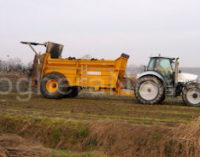 PAVIA 28/04/2015: Fanghi in agricoltura. La nostra provincia farà la sperimentazione