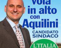 VOGHERA 10/04/2015: Elezioni. L'Italia del Rispetto in pza Duomo per la sicurezza