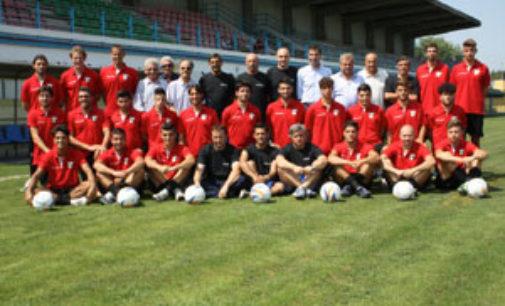VOGHERA 02/04/2015: Calcio. Serie D, girone A: OltrepoVoghera-Chieri, 1-1