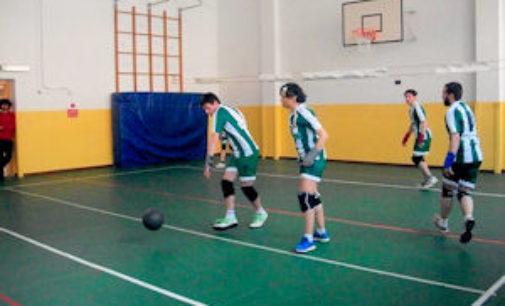 VOGHERA 21/04/2015: Hit Ball. Le squadre vogheresi in lotta per il secondo posto al Trofeo delle Regioni