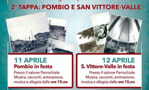 """VOGHERA 11/04/2015: Continua il viaggio nella storia """"di ieri e di oggi"""" dei Quartieri. Appuntamento oggi e domani a Pombio San Vittore e Valle"""