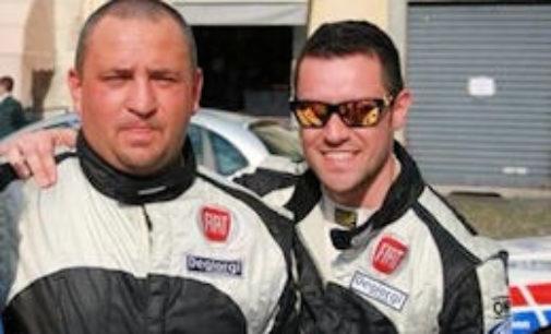 SALICE TERME 23/04/2015: Rally. Tigo Salviotti al 3° posto sulla Pista di Cervesina