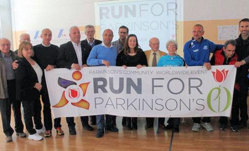 """VOGHERA 12/04/2015: Presentato """"Run for Parkinson"""" 2015. Si terrà Domenica 19 Aprile"""