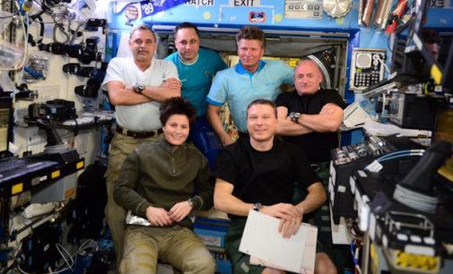 PAVIA 01/04/2015: Anche un esperimento dell'Università di Pavia sulla Stazione spaziale internazionale