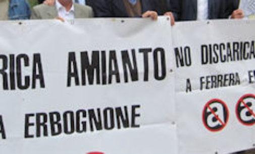 FERRERA ERBOGNONE 21/05/2015: Discarica di amianto. Il M5S interroga anche la Commissione Europea