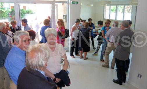 """VOGHERA 13/05/2015: Inaugurata a Medassino la casa famiglia """"Dopo di Noi"""". E' composta da 5 stanze e ospiterà 10 disabili. Sarà pienamente operativa con l'arrivo degli arredi"""