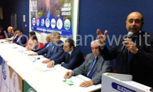 VOGHERA 05/05/2015: Elezioni. Presentate le 6 liste che alle Amministrative del 31 maggio appoggeranno quella di Forza Italia di Barbieri