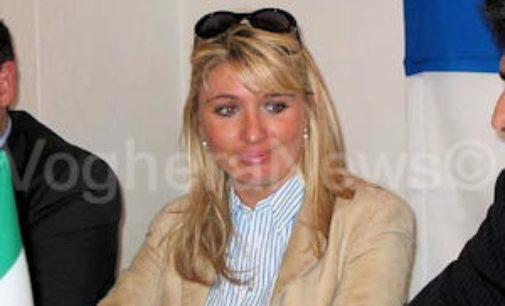 VOGHERA 25/05/2015: Elezioni. Per Torriani Sindaco domani arriva Viviana Beccalossi di Fratelli d'Italia