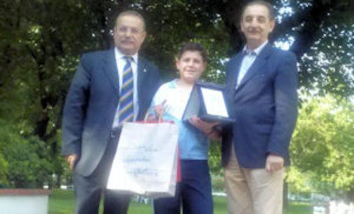 VOGHERA 27/05/2015: Bocce. Il giovanissimo Mattia Guarnaschelli sbanca a Cremona