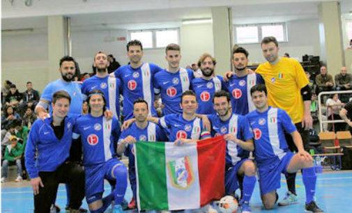 PAVIA 15/05/2015: Calcio a 5. Mercoledì il test match la Nazionale Italiana Maggiore e il Pavia Calcio a 5