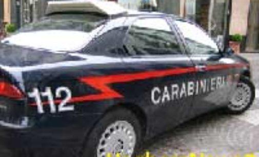 BEREGUARDO 29/05/2015: Presunto spacciatore 35enne denunciato dai carabinieri