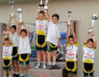 CASTELLETTO 18/05/2015: Ciclismo. Sul circuito del Motodromo Upol Pedale Lungavilla ha organizzato i Primi Sprint