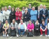 VOGHERA 04/05/2015: Tanti vogheresi alla visita al parco Sigurtà