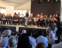 VOGHERA 18/05/2015: Scuola. Applauditissimi alla Fiera dell'Ascensione gli alunni dell'Istituto comprensivo Dante