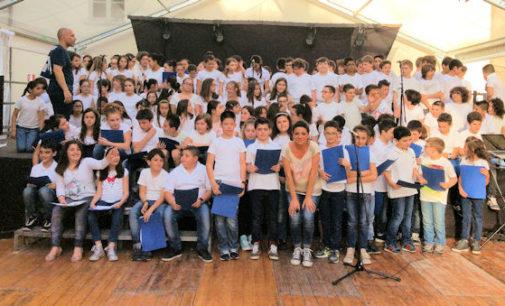 """VOGHERA 15/05/2015: """"Musicando al Castello"""". Grande successo per gli alunni della Dante"""