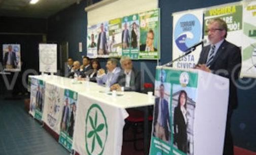 """OGHERA 22/05/2015: Elezioni. Il Comitato Torriani. """"All'interno della sala applausi a Maroni dai retorbidesi e nessuna contestazione"""""""