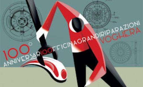 """VOGHERA 11/05/2015: """"Treni che passione"""". Al Circolo Filatelico omaggia l'Officina ferroviaria"""