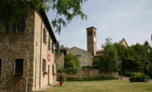 FORTUNAGO 07/05/2015: Il Borgo ha ottenuto anche la certificazione europea Emas III