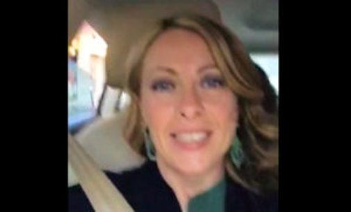 VOGHERA 29/05/2015: Elezioni. Endorsement Video di Giorgia Meloni (Fdi) per Torriani