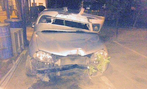 VOGHERA 03/05/2015: Strade come delle Jungle. Incidenti e automobilisti che commettono gravi infrazioni e anche violenze
