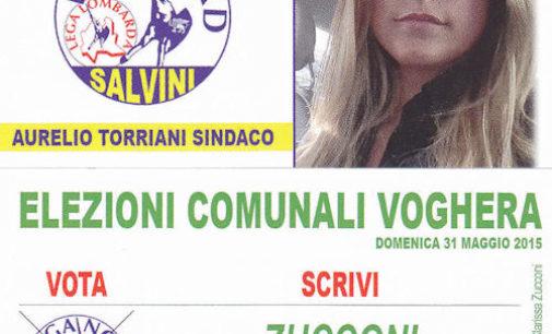 ELEZIONI: Clarissa Zucconi (Lega Nord Salvini) Per Torriani Sindaco