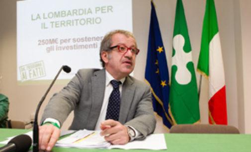 VOGHERA 21/05/2015: Elezioni. Stasera per la Lega arriva Roberto Maroni
