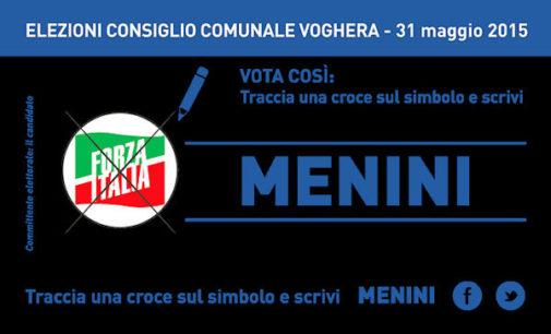 ELEZIONI 2015: Alessandro Menini con Barbieri Sindaco