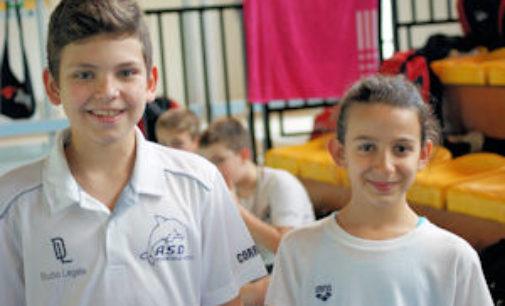 VOGHERA 28/05/2015: Nuoto. Due giovanissimi dell'ASD Vogherese convocati per il Meeting Internazionale di nuoto