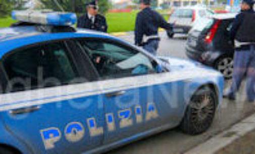 VOGHERA 31/05/2015: Polizia ferma ubriaco alla guida