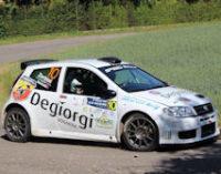 "SALICE TERME 19/05/2015: RallyDay Alta Valtidone.""Tigo"" Salviotti 5° nella classe Super1600"