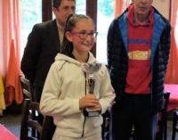 VOGHERA 04/05/2015: Tennis. Rachele Rippa vince nell'Under 12