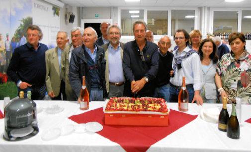 CODEVILLA 13/05/2015: I 108 anni di Torrevilla. Festa di compleanno per la cantina sociale oltrepadana