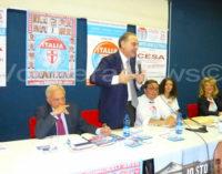 """VOGHERA 26/05/2015: Elezioni. Cesa: """"Udc forza concreta che difende i valori"""". E prende l'impegno contro la Pirolisi"""