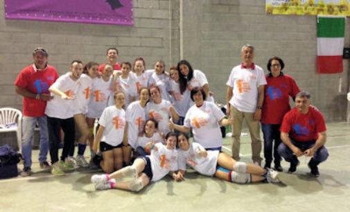 RIVANAZZANO 26/05/2015: Il Rivanazzano Volley Club ha ottenuto la promozione in I° Divisione