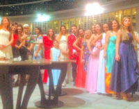 VOGHERA 29/06/2015: Expo. Le sfilate vintage della vogherese Luisa Spalla sbarcano a Milano