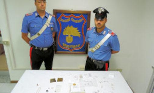 MORTARA SARTIRANA 31/07/2015: Simulano la rapina: 2 denunciati. Carabinieri sventano furto